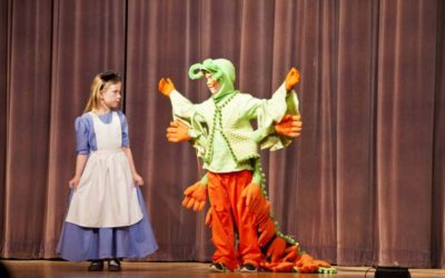 Alice in Wonderland at Nayatt