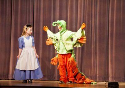 Alice in Wonderland at Nayatt January 2017