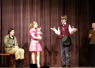 Legally Blonde at BMS 4