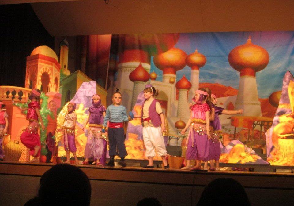Aladdin Kids at Nayatt