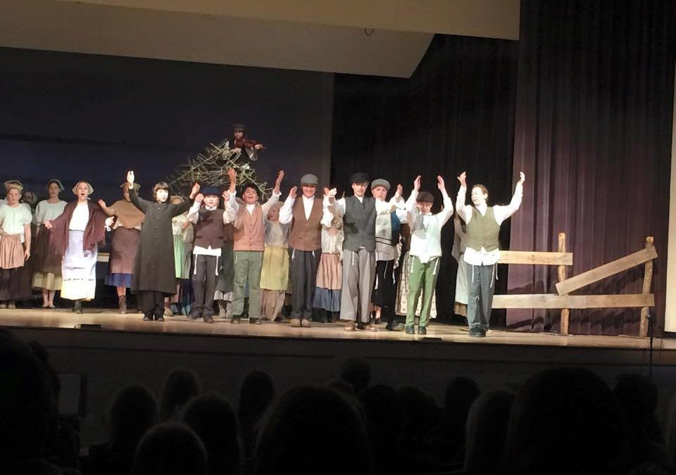 Fiddler on the Roof at BMS