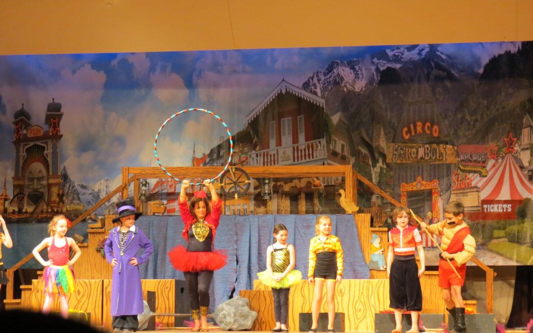 Pinocchio at Nayatt