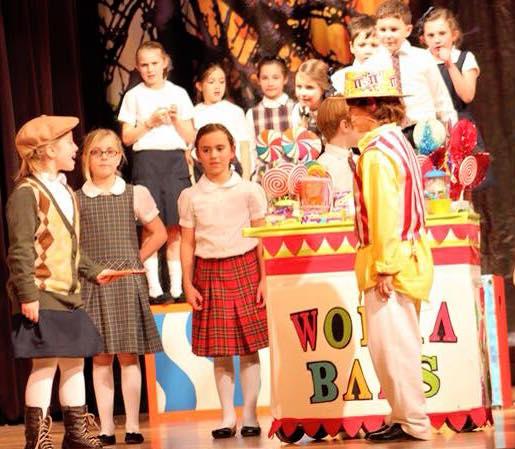Willy Wonka Kids at Primrose Hill